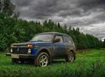 Lada Niva 4x4 by blooder2006