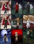 The Hellsing OVA cast by CatrionaMalfoy