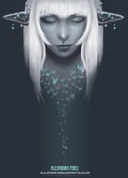 Blue Feelings by Anhyra