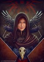 Leliana by Anhyra