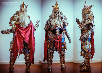 My Leoric Cosplay - Diablo 3 by Anhyra