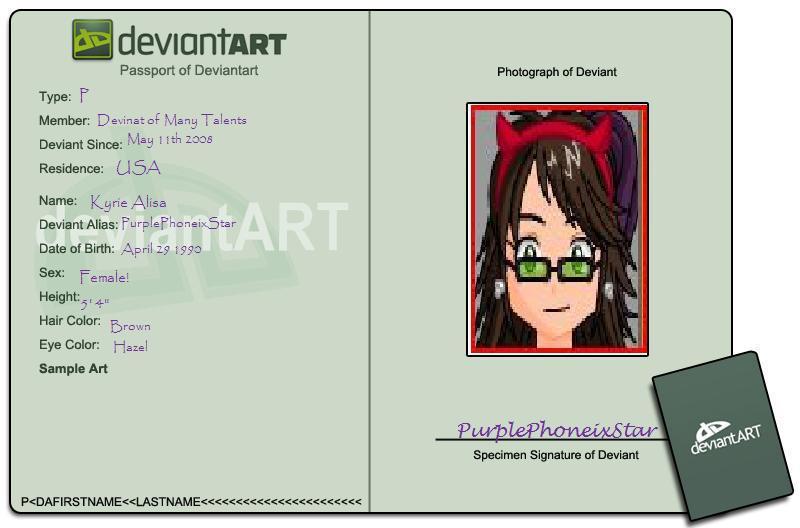 PurplePhoneixStar's Profile Picture