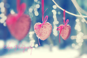 Frozen Hearts by EclipxPhotography