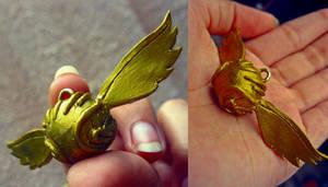 Golden Snitch by JessCassidy