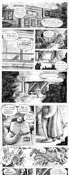 My Doctor Strange Comic by MyNameIsMad