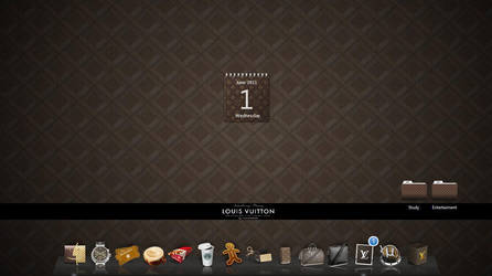 Vintage Desktop by kaffeden