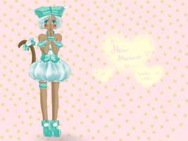Mew Macaron by Colourthief