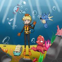 Yellow's Underwater Adventure by Gamer5444
