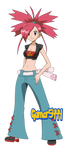 Flannery (XY 3) by Gamer5444