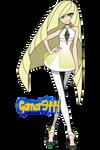 Lusamine (SM artwork) by Gamer5444
