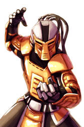 Cyrax by drcloud