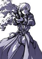 Shotgunner by drcloud