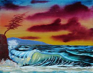 We Can Live Beside The Ocean by FunkBlast
