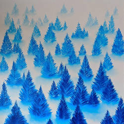 Blue Forest by FunkBlast