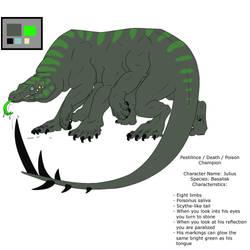 Pestalince Champion by Radioactive-Ratt