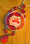 Killer Tomato Necklace by Ms-Mordant