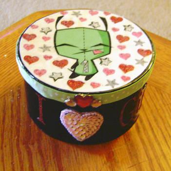 the I Love Gir treasure box by Ms-Mordant