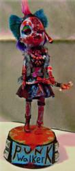 Missie: The Punk Walker by Ms-Mordant