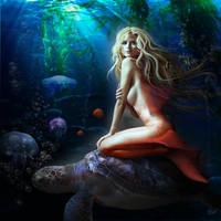 Mermaid by UrsulaJewelry