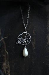Silver Nautilus by UrsulaJewelry