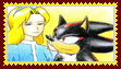 Shadow x Maria Stamp by Alice-Hedgeh