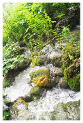 Plitvice Waterfall 3 by tails509