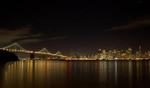 San Francisco at Night by rennfahrer