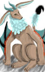 Original Wyvark Adoptable (OPEN) by Kantola