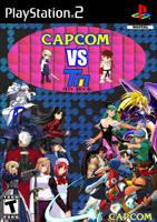 Capcom vs Type-Moon by Goldfield88