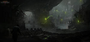 Warhammer: Vermintide 2 - Into the nest by korpehn