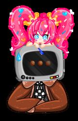 TV Toothbrush by PrincessDevin302
