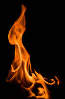 Dancing flames by ash2000