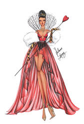 Queen of hearts by frozen-winter-prince