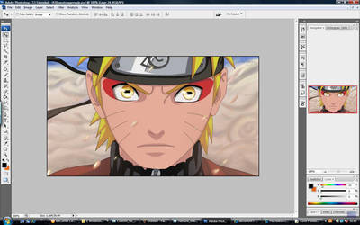 Preview SS Naruto 430 by Mel13