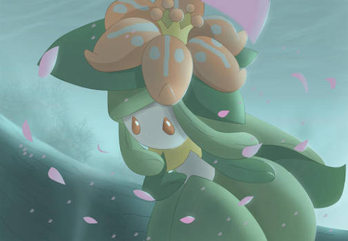 Lilligant by All0412