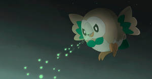 Rowlet by All0412