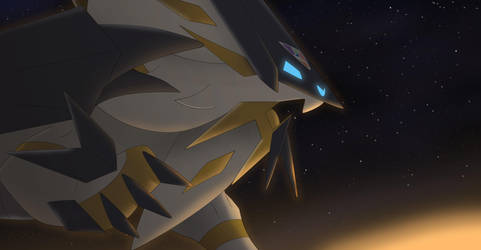 Ultra Solgaleo by All0412