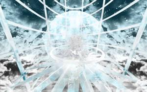 Icosahedral Crystal by reku-AL