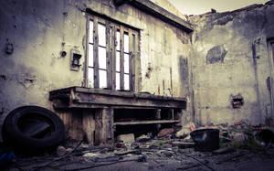 Abandoned Brick Factory - Workshop by ixada