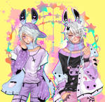 [Contest] Fanart Seiji and Yuji by bizzybiin