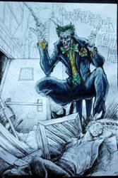 Joker by SercanSerdar