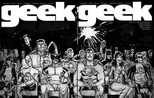 Geek Magazine prelim by Andrew-Robinson