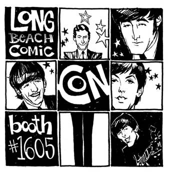 Long Beach Comic Con 2013 by Andrew-Robinson