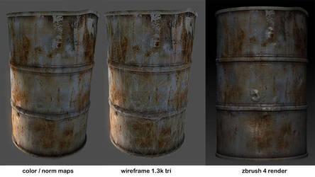 Barrel by altermind