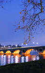 Pont Neuf Before Sunrise 80 by andotsiry