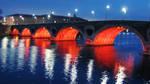 Pont Neuf Before Sunrise 93 by andotsiry