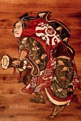 Nihonjin by andotsiry