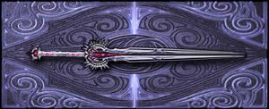 Elemental Blade of Miasma by Unkn0wnfear
