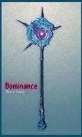 Dominance - Staff of Illusion by Unkn0wnfear