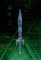 Sentek: Aurion by Unkn0wnfear